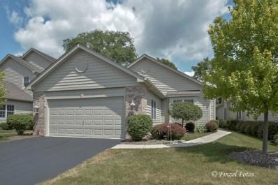 864 Villa Drive, Crystal Lake, IL 60014 - #: 10035322