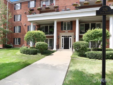 326 Park Avenue UNIT 44, Clarendon Hills, IL 60514 - MLS#: 10035729