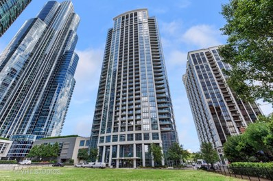 1235 S Prairie Avenue UNIT 1804, Chicago, IL 60605 - #: 10035875