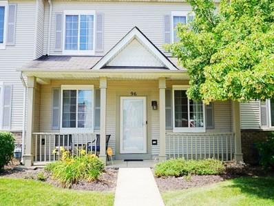 96 Strawflower Court, Romeoville, IL 60446 - MLS#: 10035903