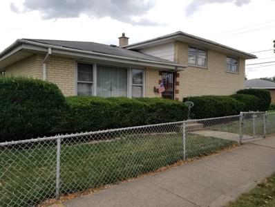 7800 S Leamington Avenue, Burbank, IL 60459 - MLS#: 10035907