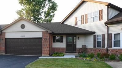 20832 W Peppertree Court, Plainfield, IL 60544 - MLS#: 10036082