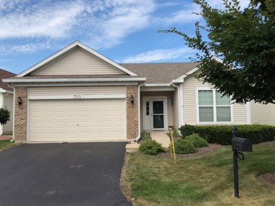 700 S Wellston Lane, Romeoville, IL 60446 - MLS#: 10036195