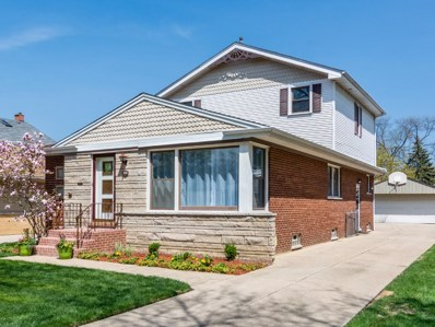 7131 N Ozark Avenue, Chicago, IL 60631 - MLS#: 10036241