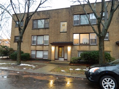 5605 W Goodman Street UNIT 6, Chicago, IL 60630 - MLS#: 10036247