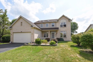 821 Hackberry Lane, Algonquin, IL 60102 - MLS#: 10036335