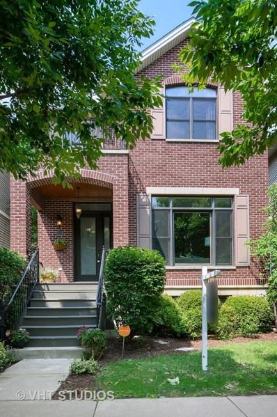 2450 W Bradley Place, Chicago, IL 60618 - MLS#: 10036344