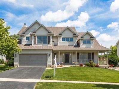 595 Fieldcrest Drive, West Chicago, IL 60185 - MLS#: 10036349