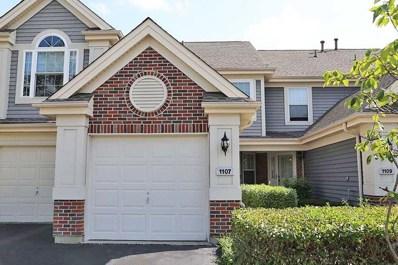 1107 Talbots Lane, Elk Grove Village, IL 60007 - MLS#: 10036383