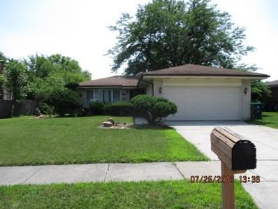 6329 Fox Run Lane, Matteson, IL 60443 - MLS#: 10036384