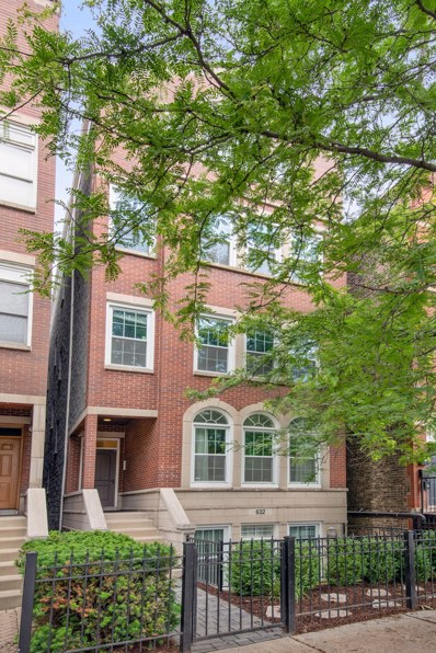 632 W Schubert Avenue UNIT 3, Chicago, IL 60614 - #: 10036534