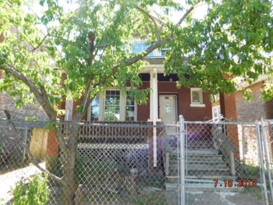 6332 S Francisco Avenue, Chicago, IL 60629 - MLS#: 10036571