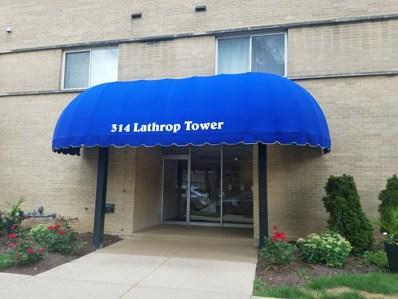314 Lathrop Avenue UNIT 408, Forest Park, IL 60130 - MLS#: 10036816