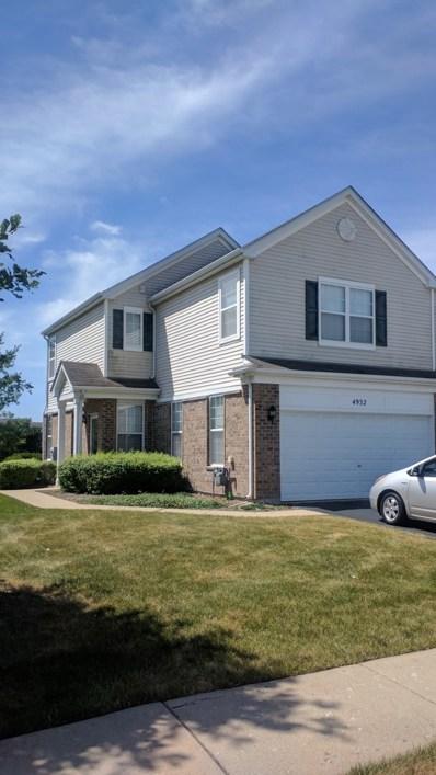 4932 Courtland Circle, Plainfield, IL 60586 - MLS#: 10036905