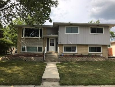7640 162nd Place, Tinley Park, IL 60477 - MLS#: 10037035
