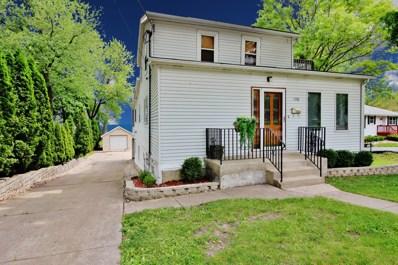 158 E Grand Avenue, Fox Lake, IL 60020 - MLS#: 10037181