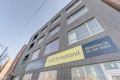 1433 N Ashland Avenue UNIT 2NE, Chicago, IL 60622 - MLS#: 10037327