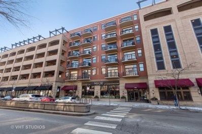 1301 W Madison Street UNIT 604, Chicago, IL 60607 - #: 10037349