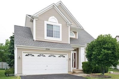 1524 Knoll Crest Drive, Bartlett, IL 60103 - MLS#: 10037350