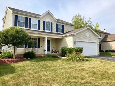 4841 Thistle Lane, Lake In The Hills, IL 60156 - #: 10037453