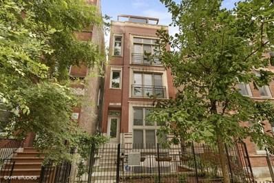 824 N Hermitage Avenue UNIT 3, Chicago, IL 60622 - MLS#: 10037492