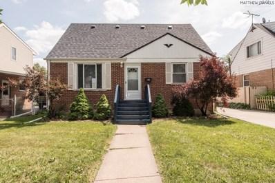 17637 Walter Street, Lansing, IL 60438 - MLS#: 10037607