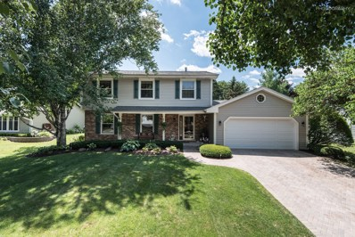 1120 Hidden Spring Drive, Naperville, IL 60540 - #: 10037670