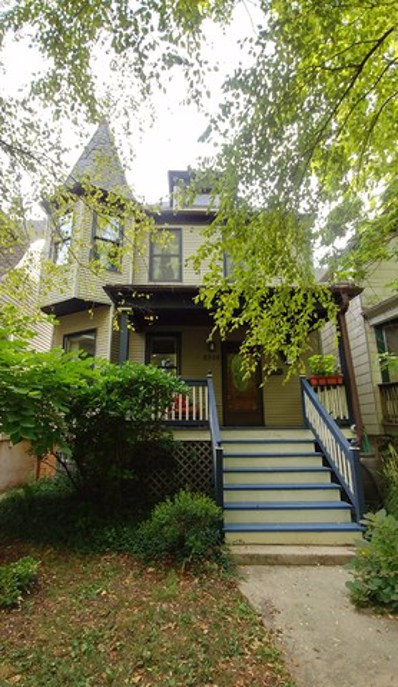 2526 N Drake Avenue, Chicago, IL 60647 - MLS#: 10037698