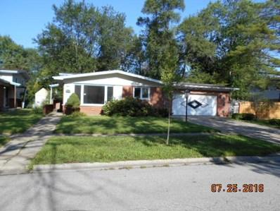 214 W Rainbow Drive, Glenwood, IL 60425 - MLS#: 10037715
