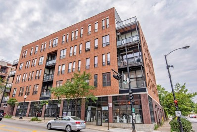 1610 S Halsted Street UNIT 206, Chicago, IL 60608 - MLS#: 10037921