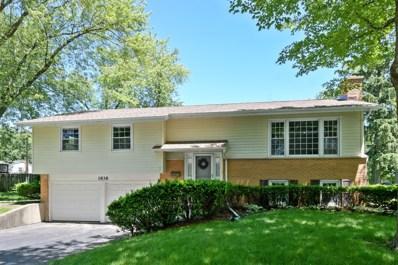 1838 E Jonquil Terrace, Arlington Heights, IL 60004 - MLS#: 10038070