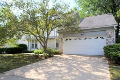 15 Augusta Drive, Vernon Hills, IL 60061 - MLS#: 10038093
