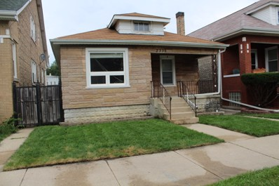 2335 N Melvina Avenue, Chicago, IL 60639 - MLS#: 10038128