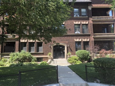 4802 S Dorchester Avenue UNIT 1S, Chicago, IL 60615 - #: 10038351
