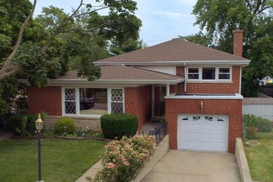 7323 N Keystone Avenue, Lincolnwood, IL 60712 - #: 10038359