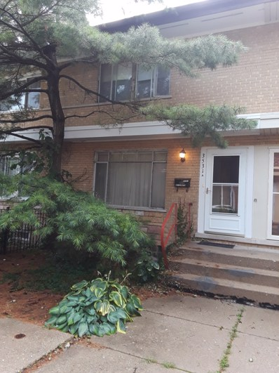 3531 Church Street UNIT A, Evanston, IL 60203 - MLS#: 10038499