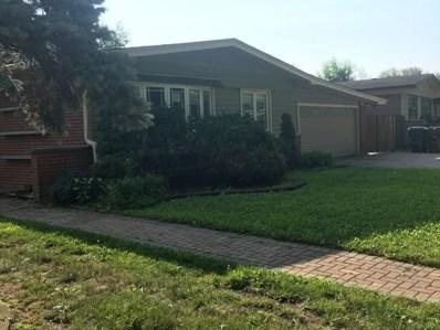 343 W Arquilla Drive, Glenwood, IL 60425 - MLS#: 10038507