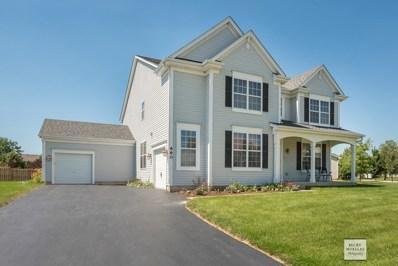 660 Vista Drive, Oswego, IL 60543 - #: 10038514