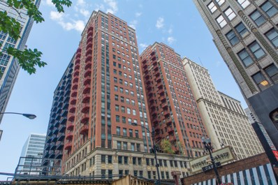 208 W Washington Street UNIT 1801, Chicago, IL 60606 - #: 10038582