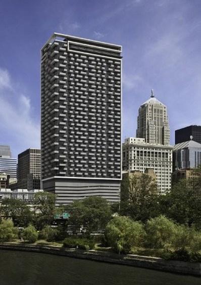 235 W Van Buren Street UNIT 1711, Chicago, IL 60607 - #: 10038596