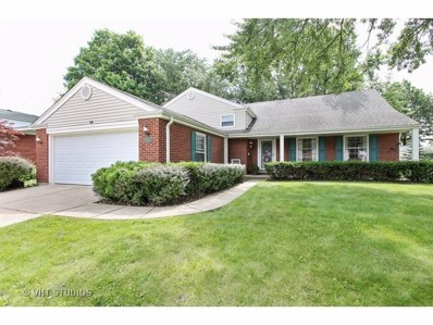 1627 S Chesterfield Drive, Arlington Heights, IL 60005 - MLS#: 10038626