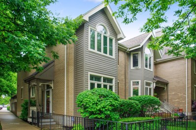 1248 W FLETCHER Street UNIT H, Chicago, IL 60657 - MLS#: 10038822
