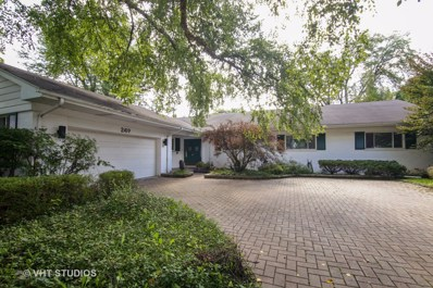 2419 Meadow Drive SOUTH, Wilmette, IL 60091 - #: 10038974