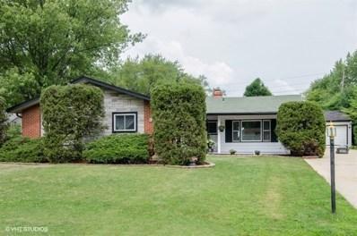 390 Frederick Lane, Hoffman Estates, IL 60169 - MLS#: 10039123
