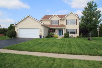 604 Indian Dancer Trail, Belvidere, IL 61008 - MLS#: 10039214