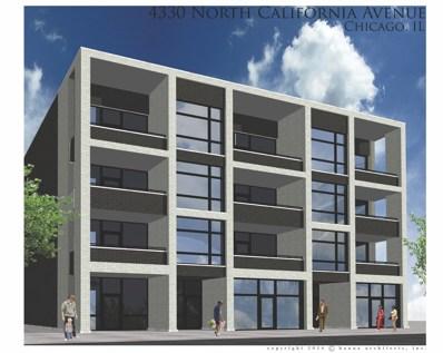 4330 N California Avenue UNIT 2B, Chicago, IL 60618 - MLS#: 10039253