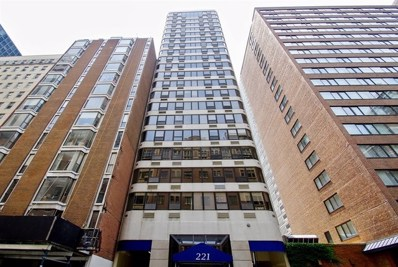 221 E Walton Place UNIT 12B, Chicago, IL 60611 - MLS#: 10039365