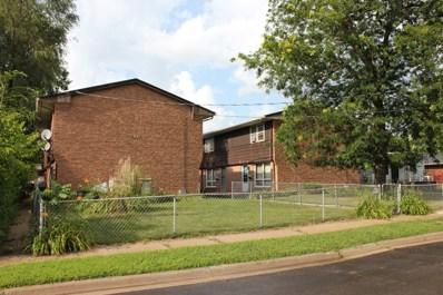 316 Sheridan Drive, Loves Park, IL 61111 - MLS#: 10039523