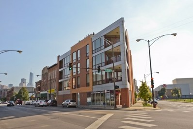 1322 N Clybourn Avenue UNIT 3N, Chicago, IL 60610 - MLS#: 10039532