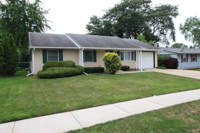 414 Fenton Avenue, Romeoville, IL 60446 - MLS#: 10039759